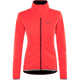 GORE WEAR C3 Gore Windstopper Jacket Damen hibiscus pink